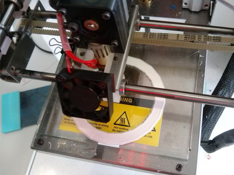 Utilizzo stampante 3D
